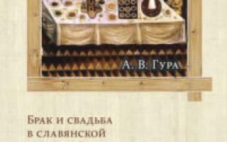 Славянская невеста. Свадебные обычаи славян