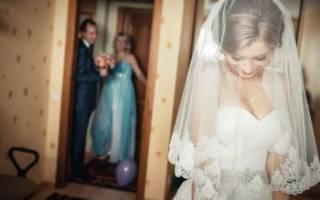 Свадьба без выкупа невесты идеи. Как организовать встречу жениха без выкупа невесты на свадьбе