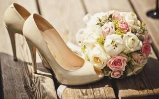 Какие должны быть туфли у невесты приметы. Приметы для невесты. Каблук у свадебных туфель и приметы