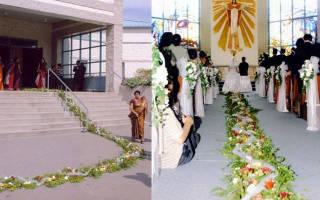 Самая большая невеста в мире. Брачные рекорды. Роскошь свадебных нарядов