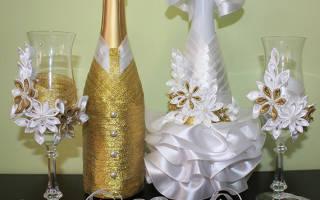 Свадебные быки — шампанское на свадьбу. Свадебное шампанское