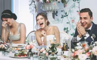 Прикольные характеристики гостей на свадьбе примеры. Как застольные игры знакомят гостей