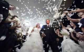 Этапы подготовки к свадьбе. Свадебный план
