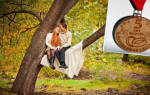 Как отметить годовщину свадьбы на природе. года: льняная свадьба. Праздник начинается с утра