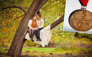 Какое дерево посадить 5 лет свадьбы. Оригинальная деревянная свадьба: лучшие идеи празднования. Деревянная свадьба — где отпраздновать
