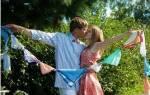 Интересный сценарий проведения ситцевой свадьбы. Сценарий ситцевой свадьбы