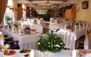 Как красиво расставить столы на свадьбе. Как составить идеальный план рассадки на свадьбе