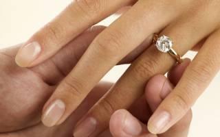 Куда надевают кольцо на свадьбе. На каком пальце невесты носят помолвочное кольцо. На какой руке носится подарок жениха