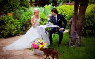 Когда в июле лучше выходить замуж. Самый хороший месяц для свадьбы