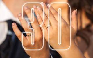 Что подарить родителям на жемчужную свадьбу (30 лет)? Поздравления на жемчужную свадьбу (30 лет свадьбы) родителям