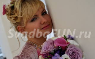 Невеста без фаты: варианты свадебных причесок и идеи. Обязательно ли на свадьбу надевать фату