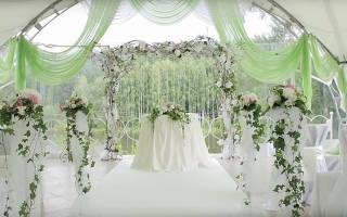 Что требуется для выездной регистрации. Что важно при подготовке свадьбы? Видео: Выездная регистрация брака. Что о ней нужно знать