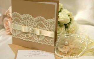Оригинальные пригласительные на свадьбу. Как сделать оригинальное приглашение на свадьбу своими руками