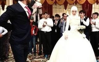 Чеченские свадьбы: обычаи и традиции. Традиции чеченской свадьбы