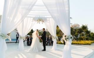 Что-нибудь интересное на свадьбу. Самые необычные и оригинальные идеи для свадьбы. Продумать нетривиальный образ