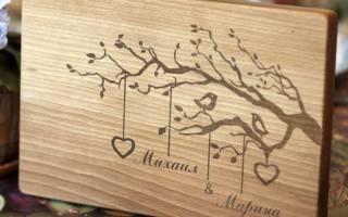 Поздравления с 5 ти летием супружеской жизнью. Поздравление с деревянной свадьбой