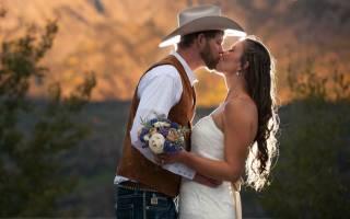 Свадебные стили. Свадьба в ковбойском стиле. Что надеть и как оформить празднование, если выбрана свадьба в ковбойском стиле