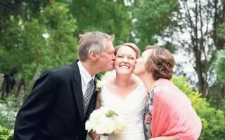 Поздравление молодоженам от бабушки невесты. Поздравления на свадьбу внука