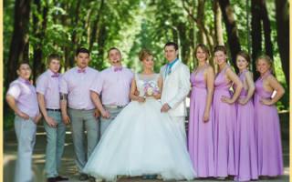 Что можно одеть на свадьбу гостю. Что надеть на свадьбу? Фиолетовое платье на свадьбу