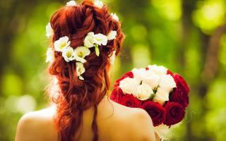 Букет невесты и приметы. Почему невеста бросает букет