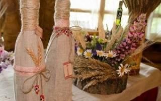 Называется 4 года со дня свадьбы. Льняная свадьба (4 года совместной жизни)