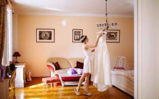 Кто невесту одевает…. Что делать перед свадьбой