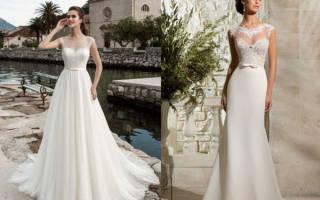 Невеста-дюймовочка или свадебное платье на маленький рост. Свадебные платья на маленький рост