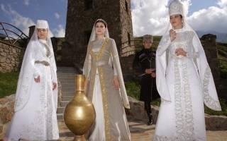 Кабардинские свадьбы: традиции и современные взгляды на торжество. Традиции и обряды кабардинских свадеб