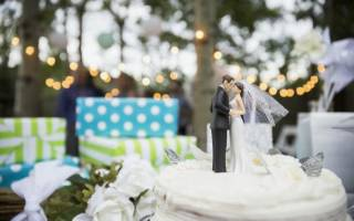 Приметы накануне свадьбы. Материал свадебного платья расскажет о судьбе его обладательницы. Приметы о невесте и женихе