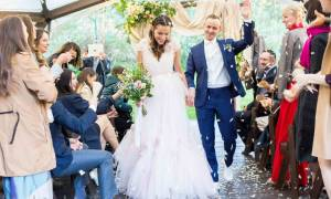 Тосты на золотую свадьбу. Золотая свадьба: сценарий, поздравления