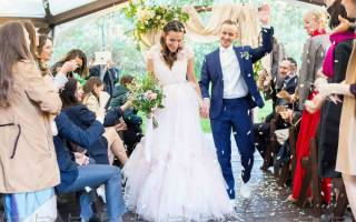 Поздравления стихи дочери с днем свадьбы. Поздравления на свадьбу длинные от мамы дочери